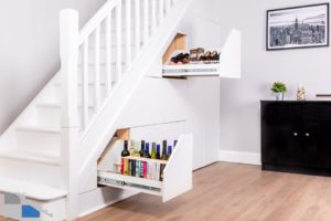 how-to-make-shelves-under-stairs-decorfo