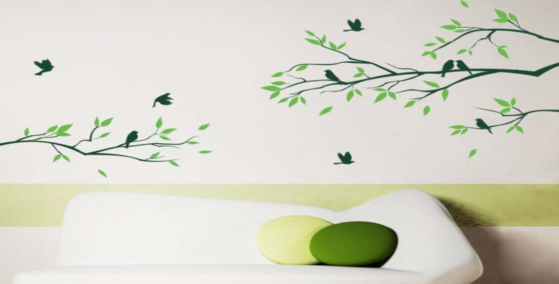 """stencil-designs-for-wall-painting """
