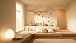 flower-stencils-and floral-designs-for-your-wall-painting